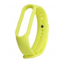 Ремінець для фітнес-браслета Xiaomi Mi Band 5 Lime