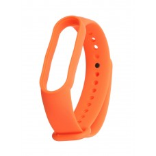 Ремінець для фітнес-браслета Xiaomi Mi Band 5 Orange