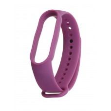 Ремінець для фітнес-браслета Xiaomi Mi Band 5 Purple