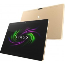 "Pixus Joker 10.1"" 4/64Gb 4G Gold"
