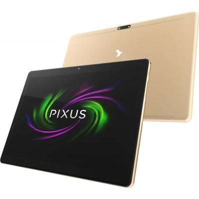 "Pixus Joker 10.1"" 4/64Gb 4G Gold"