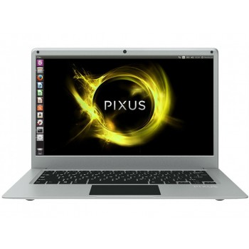 "Ноутбук 14"" Pixus Rise N3350/4/64/Int Grey"