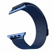Ремінець Apple Watch 38/40mm Milanese Loop Blue