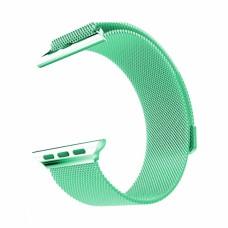 Ремінець Apple Watch 42/44mm Milanese Loop Spearmint