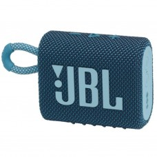 Портативна акустика JBL Bluetooth GO 3 Blue (JBLGO3BLU)