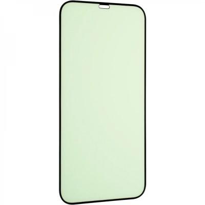 Захисне скло Apple iPhone 12 Pro Max Gelius Green Life Black