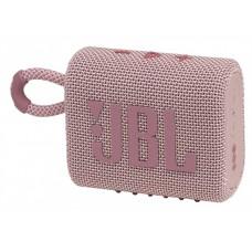 Портативна акустика JBL Bluetooth GO 3 Pink (JBLGO3PINK)