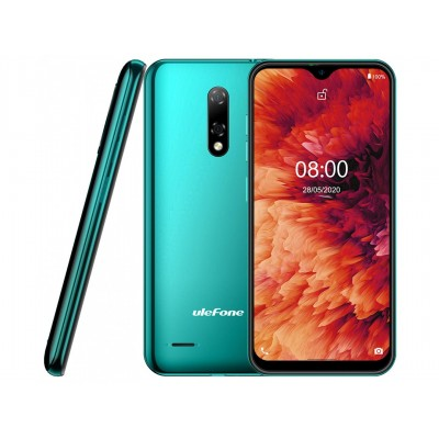 Ulefone Note 8P 2/16 GB Midnight Green