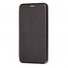 Книжка Xiaomi Redmi Note 9S/9Pro Leather Case Black