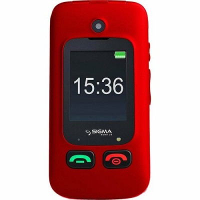 Sigma Comfort 50 Shell DUO Black/Red
