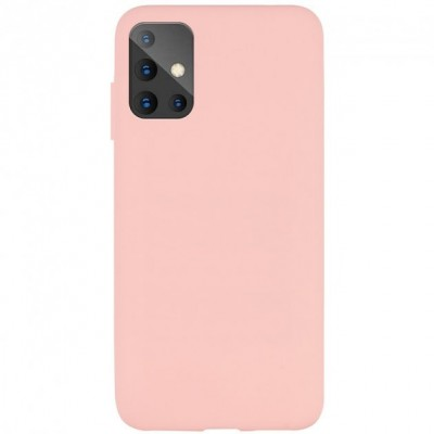 Накладка Samsung Galaxy A31 Soft Pink
