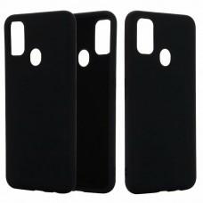 Накладка Samsung Galaxy М21 Silicone Case Black