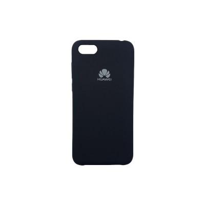 Накладка Huawei Y5 (2018) Original Silicone Black