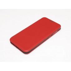 Книжка Xiaomi Redmi 9A Leather Case Red
