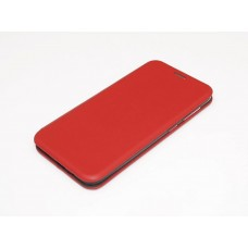 Книжка Samsung A21s Leather Case Red