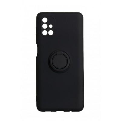 Накладка Samsung A21S (2020) Ring Color Black