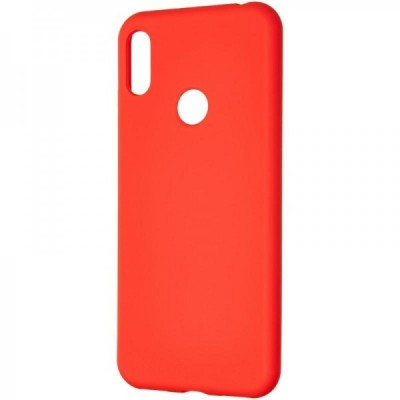 Накладка Huawei Y6 Prime/Y6S Soft Case Red