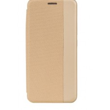 Книжка Samsung М11/А11 Strip color Gold