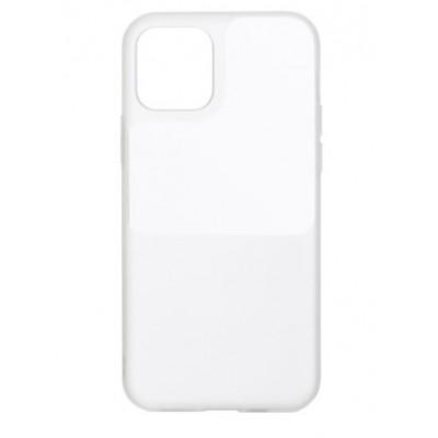 "Накладка iPhone 11 (6""1) Bright Silicone Beauty White"