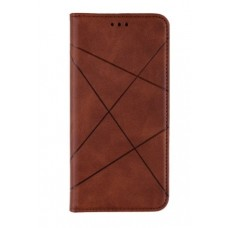 Книжка Samsung M21 Bussines Leather Book Brown