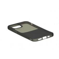 "Накладка iPhone 11 (6""1)  Bright Silicone Dark Night"
