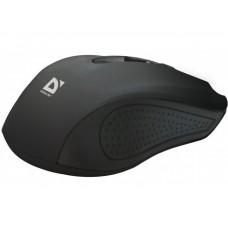 Мишка бездротова Defender Accura MM-935 Black (52935)