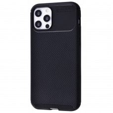 Накладка iPhone 12/12Pro Ultimate Experience Carbon Black
