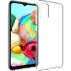 Накладка Samsung Galaxy A02S (A025) TPU Transparent
