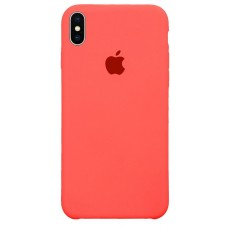 Накладка iPhone X Ultra Thin 360 Coral
