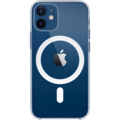 Накладка iPhone 12 Mini Clear Case Magsafe
