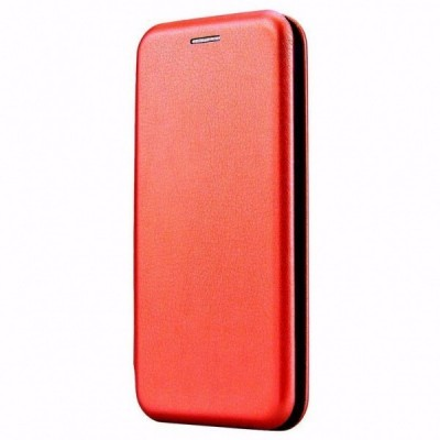 Книжка Ulefone Note 8/Note 8P Leather Case Red