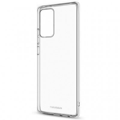 Накладка  Samsung Galaxy Note 20 MakeFuture Air Clear TPU
