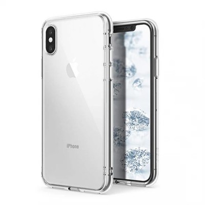 Накладка iPhone XS Max MEEPHONG Transparent