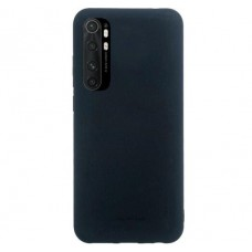 Накладка Xiaomi MI Note10 Lite Soft case Black