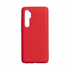 Накладка Xiaomi MI Note10 Lite Soft case Red