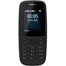 Nokia 105 (TA-1174) DS 2019 Black