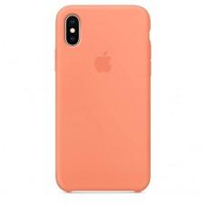 Накладка iPhone X Ultra Thin 360 Peach