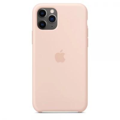 Накладка Apple iPhone 11 Pro Max Silicone Case ArmorStandar (OEM) Pink Sand