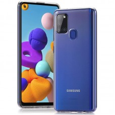 Накладка Samsung A21S (2020) Ultra Thin Air Transparent