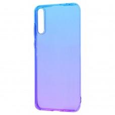 Накладка Samsung Galaxy A01 Core Gradient Design Blue/purple