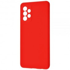 Накладка Samsung Galaxy A52 Silicone Full Soft Case Red