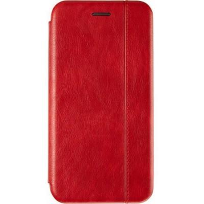 Книжка Xiaomi Redmi 9T Gelius Leather Case New Red