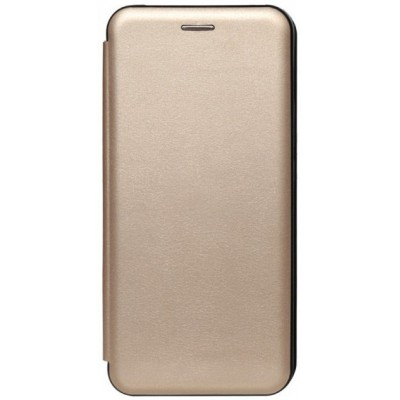 Книжка Oppo A52 Leather Case Gold