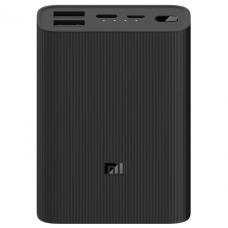 Зовнішній акумулятор Xiaomi Mi 3 Ultra Compact 22.5W 10000 mAh Black (BHR4412GL)