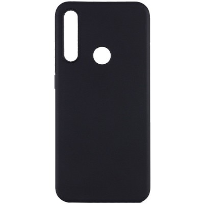 Накладка Oppo A31 Soft case Black