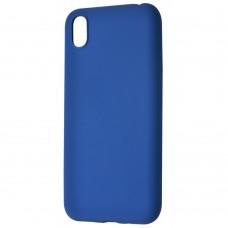 Накладка Samsung Galaxy A01 Core WAVE Colorful Case Blue