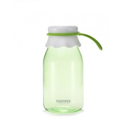 Bottle Milk REMAX 400ml (RCUP-11) Green